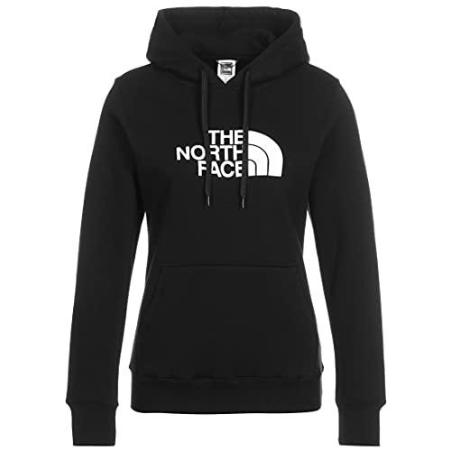 THE NORTH FACE Drew Peak - Sudadera con capucha para mujer, color negro, talla XS