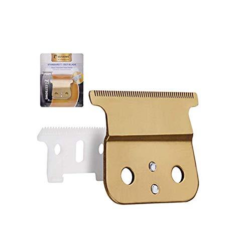 Pro T Outliner keramische mes tondeuse/trimmer vervangende mesjes # 04521-compatibel met Andis T Outliner Clipper (Gold-upgrade)