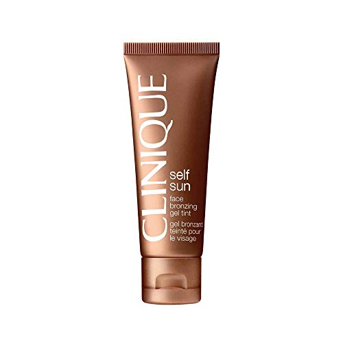 CLINIQUE Self Sun Face Bronzing gel tinted 50 ml