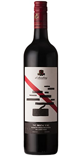 The Bonsai Vine GSM, D'Arenberg 75cl (case of 6 bottles), Sur de Australia/Australia, Grenache, Shiraz, Mourvedre, Vino Tinto.