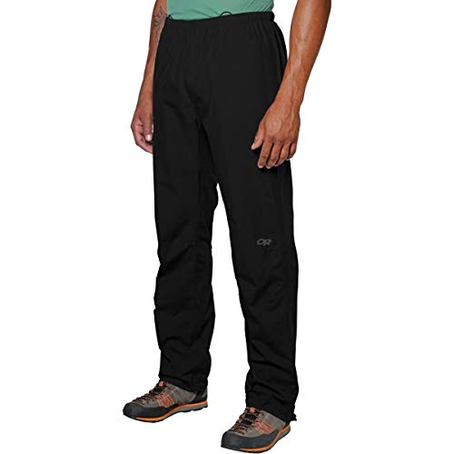 Outdoor Research Men's Foray Lightweight Waterproof Gore-TEX Pants Black
