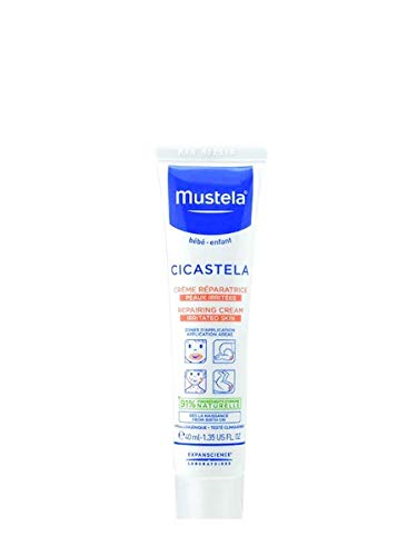 Mustela Le2937 Cicastela Crema Riparatrice - 40 Ml