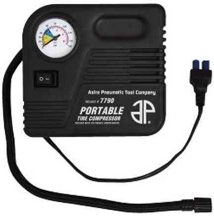 Astro Pneumatic Tool Portable Tire Compressor for 12V Mini Jumpstarter Tools Equipment Hand Tools