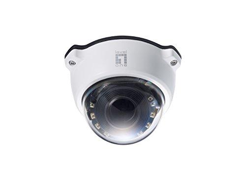 Level One Zoom Netzwerk Kamera Outdoor, FCS-4202