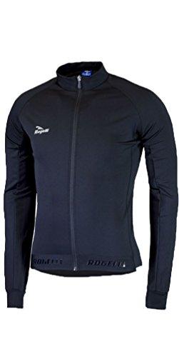 ROGELLI Maillot de ciclismo térmico 001.802 ss17 TREVISO 2.0, negro, talla M