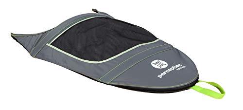 Perception Kayak Sun Shield for Sit-Inside Kayaks - Size Grey, P12-P13