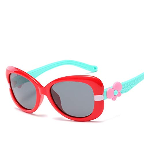 Mode Brillen Sonnenbrillen für Kinder im Freien Sonnenschutz UV400 polarisierte Sonnenbrillen neue Mode Brillen modisch polarisierte Sonnenbrillen blenden Farbe verhindert UV-Strahlen Sonnenbrille Occ