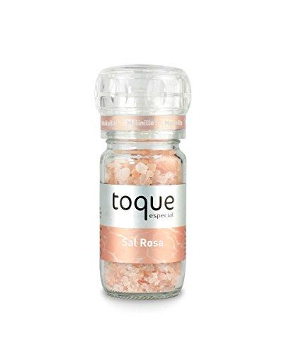 TOQUE ESPECIAL sal rosa del himalaya con molinillo frasco 105 gr