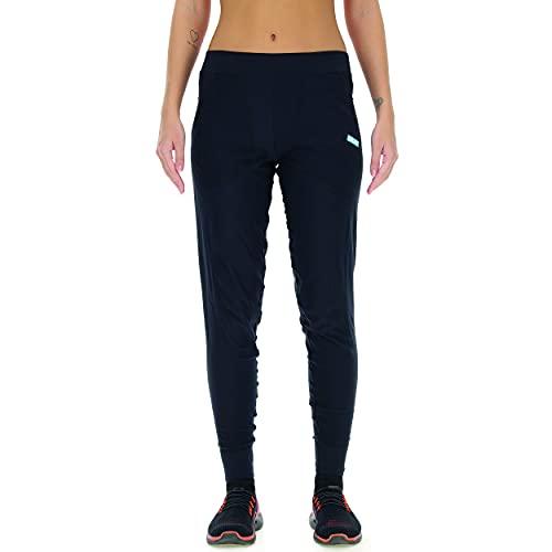 UYN Lady City Running OW Pant Long Pantalones para Lluvia, Pizarra, Large para Mujer
