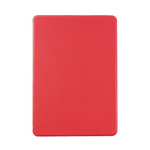 "KMP Schutzhülle/Klapphülle iPad Pro 10,5"" 10/2018, Air 10,5"" 2019 – rot – R&umschutz - veganes Kunstleder – Standfunktion – Kartenfach Hülle Hülle"