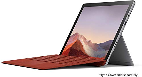 Compare Microsoft Surface Pro 7 256GB i5 8GB RAM (PVR00001) vs other laptops