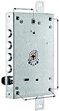 Omega Plus veiligheids- en knipperdeurslot, sleutelingang 73 mm, serie D (compatibel met DIERR), bevestigingsas 108 mm, zo...