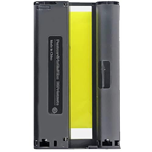 B-T Merotoner - Cartucho de tinta para impresoras fotográficas Canon KP108 KP108IN con Canon Selphy CP1300 CP1200 CP910 CP1000 CP900 CP820 CP810 CP800 CP790 CP780 CP770 CP760 (sin pap)