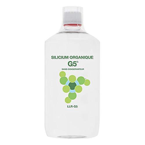 LLR-G5 - Silicium Organique G5 Sans Conservateur 1L - L'unité