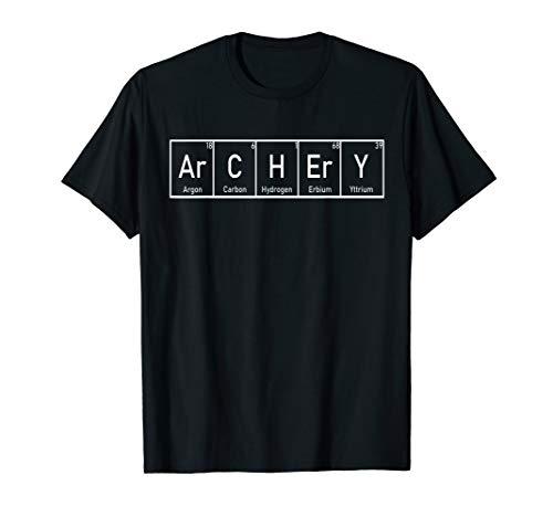 Bogenschießen T-Shirt Lustiges Pfeil und Bogen Geschenk
