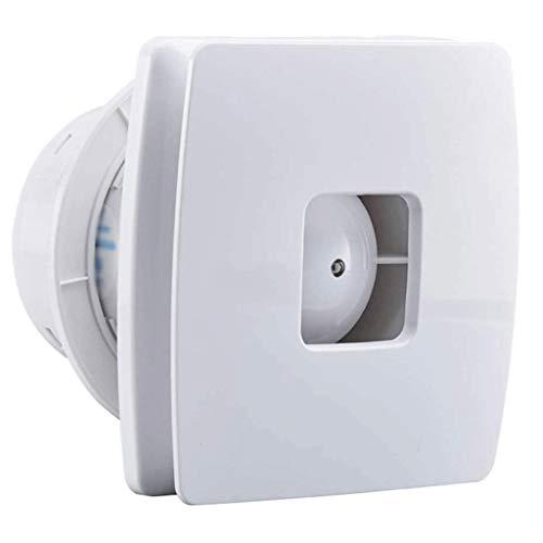 LXZDZ Inicio Ventilador Baño Garaje escape Ventana ventilador y el Monte ventilador de pared for cocina Baño de ventilación
