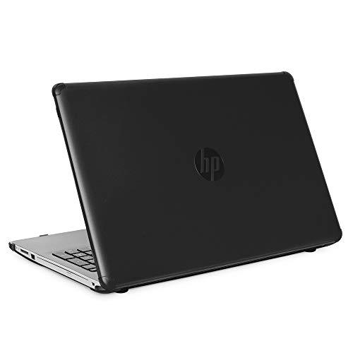 mCover Hard Shell Case for 15.6' HP 15-DA0000 Series (15-DA0000 to 15-DA9999) Notebook PC (NOT Fitting Other HP 15' Pavilion or Envy laptops) - HP-15DA Black