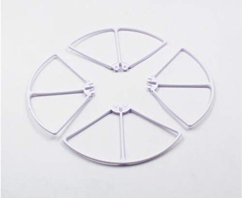 Parts & Accessories Global Drone X183 X183S 5G RC Drone Quadcopter Spare Parts Motor propellers Blades Guard Landing Gear Body Shell Charger etc. - (Color: 4pcs Frame)