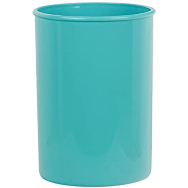 Calypso Basics by Reston Lloyd Plastic Utensil Holder, Turquoise