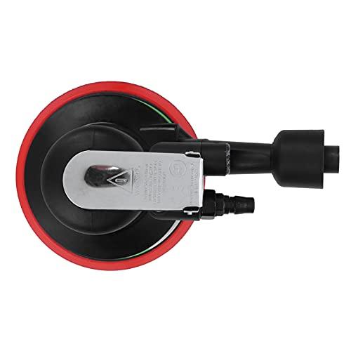 Rectificadora, pulidora neumática resistente al desgaste de 6 pulgadas, 12000 rpm para pulido artesanal