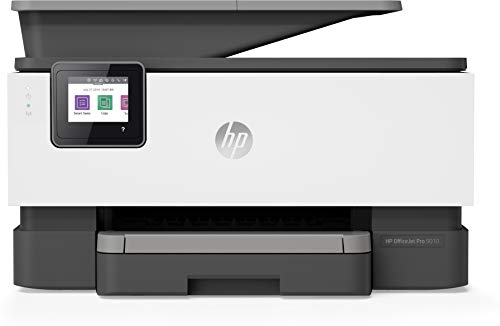 HP OfficeJet Pro 9010 All-in-One Wireless Printer, Instant Ink Ready, Print, Scan, Copy from Your Phone...