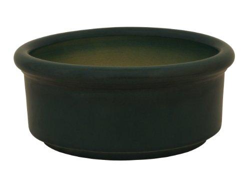C & k bonsai pot autour, capetown halle 25 x 11 cm, en céramique de frostbeständiger grès -