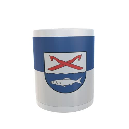 U24 Tasse Kaffeebecher Mug Cup Flagge Börgerende-Rethwisch