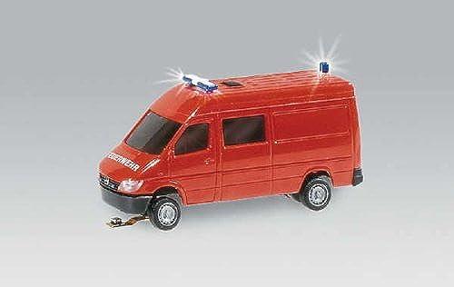 perfecto Herpa Car Car Car System 161540 - Faller - Car System - MB Sprinter Fire  la mejor oferta de tienda online