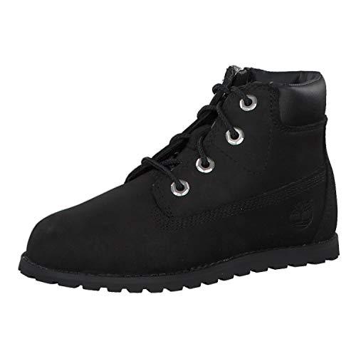 Timberland Kleinkinder Boots Pokey Pine 6-Inch Black 21