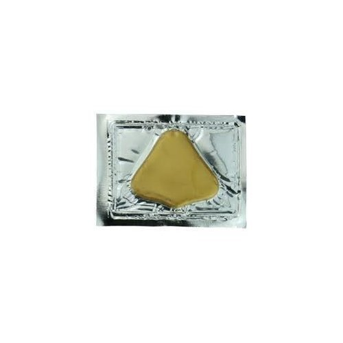 New Crystal 24K Gold Powder Gel Collagen Nose Mask Masks Sheet Patch, Anti Ageing Aging, Skincare, Anti Wrinkle, Moisturising, Moisture, Hydrating, Uplifting, Whitening, Remove Blemishes & Blackheads. Blackhead Black Heads Remover Product. Firmer, Smoother, Tone, Regeneration Of Skin. Suitable For Home Use Hot or Cold.