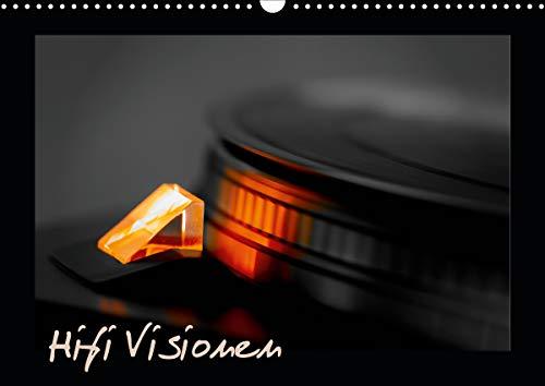 Hifi Visionen (Wandkalender 2021 DIN A3 quer)