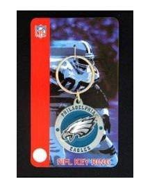 Siskiyou NFL Philadelphia Eagles Key Chain