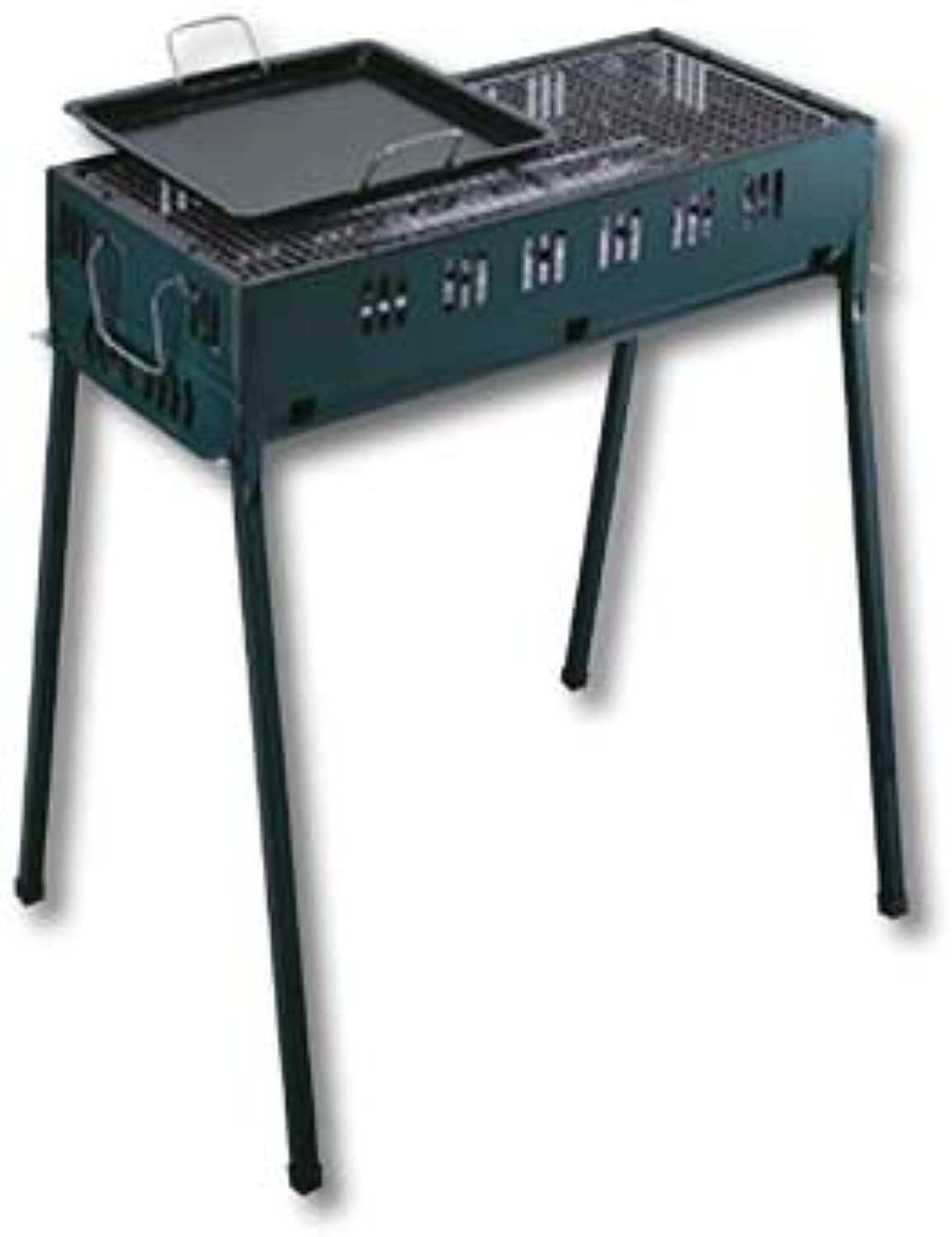 Captain stag barbecue stove BBQ Applause 650 Twin [5  for 6 people] M6425