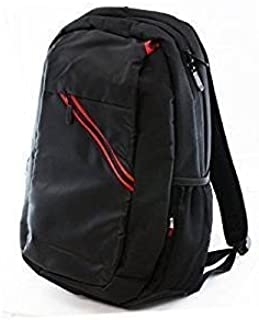 Navitech Black Laptop/Tablet/Notebook Carry Backpack Ruksack Compatible with The Sony Xperia Z2 Tablet 2014