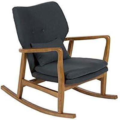 Paris Design 82cm Prix doeh Fauteuil Noir WexBQCrdoE
