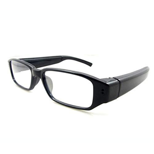 VORCOOL Occhiali per Fotocamera Sportiva Video Audio Occhiali da Sole Occhiali da Vista Occhiali Spia Cam DV Dvr Videocamera Video 720P per Il Ciclismo Guida Pesca in Viaggio