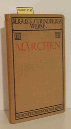 Auguts Strindbergs Schriften: Märchen