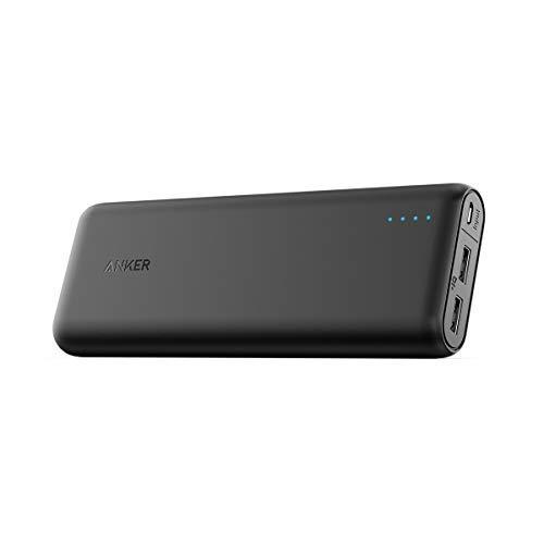 Anker PowerCore 15600, Super-alta capacità caricatore portatile, Nero