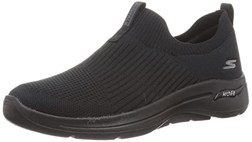 Skechers Go Walk Arch Fit - 124409 Black 2 8 B (M)