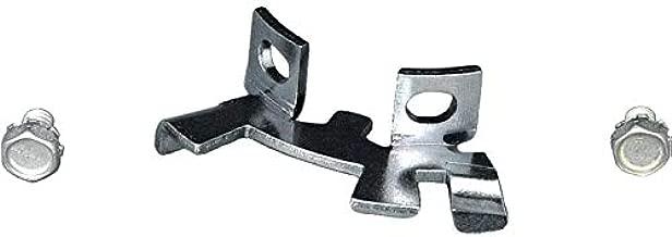Eckler's Premier Quality Products 57-132266 Chevy Column Shift Lever Detent Bracket, Powerglide Transmission,