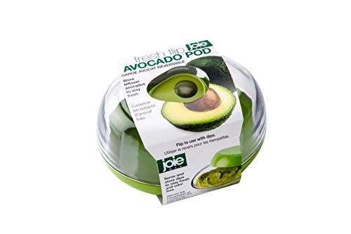 Joie Guarda Avocado-doos, omkeerbaar, groen/transparant, 13,3 x 10,8 x 7,6 cm