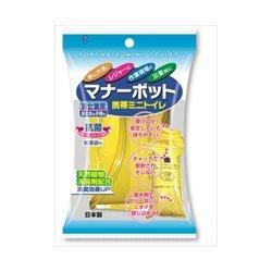 【スミス】マナーポット(携帯ミニトイレ) ×12個セット