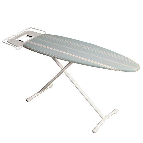 NAWA, Table à repasser EASY, 125 x 40 cm, réglable en hauteur, facile à transporter 7,0 kg