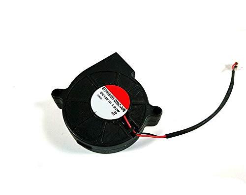 L-Yune,bolt 1pc 50 * 50 * 15mm Stampante 3D Sostituire Sunon 5015 12V 1.92W Ultra Silenzioso Turbo Fan for Anet A8 Prusa I3 Stampante 3D
