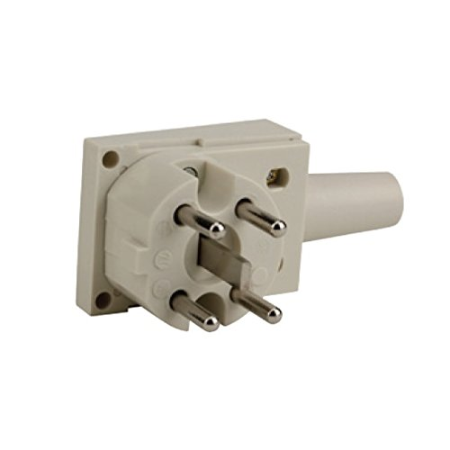 Overige 40518L perilex-hoekstekker, 16A, 380 V