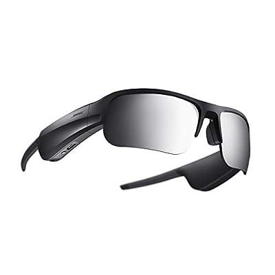 Bose Frames Tempo - Sports Audio Sunglasses with Polarized Lenses & Bluetooth Connectivity - Black