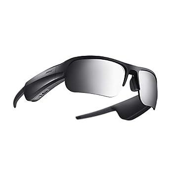 Bose Frames Tempo - Sports Audio Sunglasses with Polarized Lenses & Bluetooth Connectivity – Black