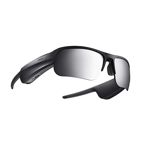 Bose Frames Tempo– Audio-Sport-Sonnenbrille mit Polarisierten Brillengläsern und Bluetooth, Schwarz