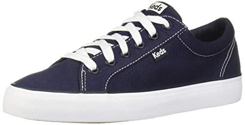 Keds Women's Jump Kick Sneaker, Navy, 10