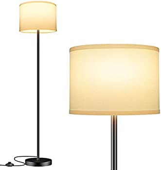 Tobusa LED Floor Lamp with Foot Switch